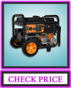 WEN DF1100T 11,000-Watt 120V/240V Dual Fuel Portable Generator