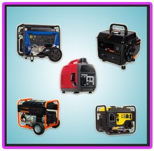 Top 10 Best Portable Generators Reviews 2020